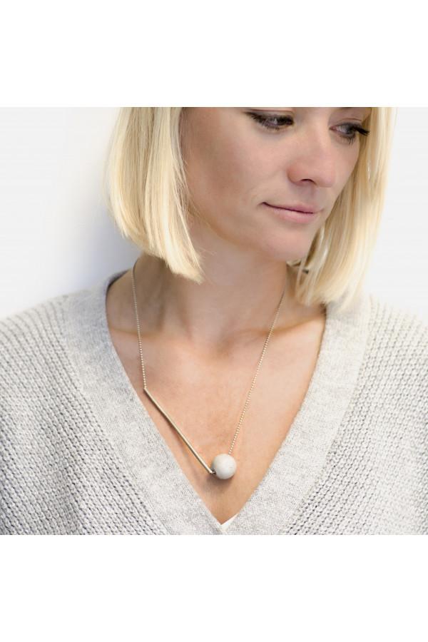 Betonový náhrdelník BET-N131