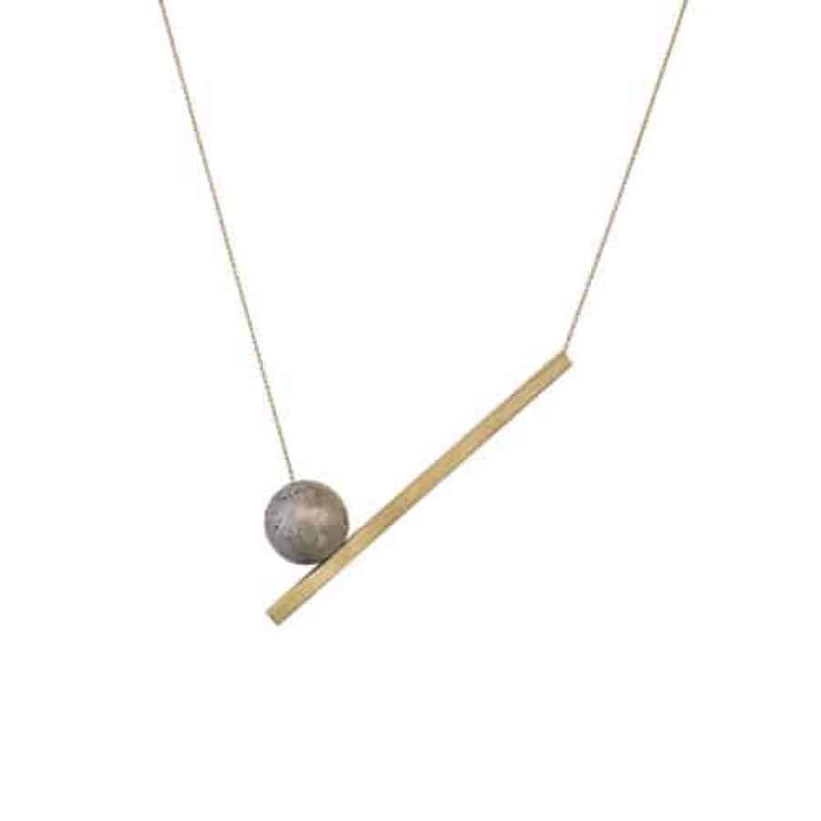 Betonový náhrdelník BET-N148