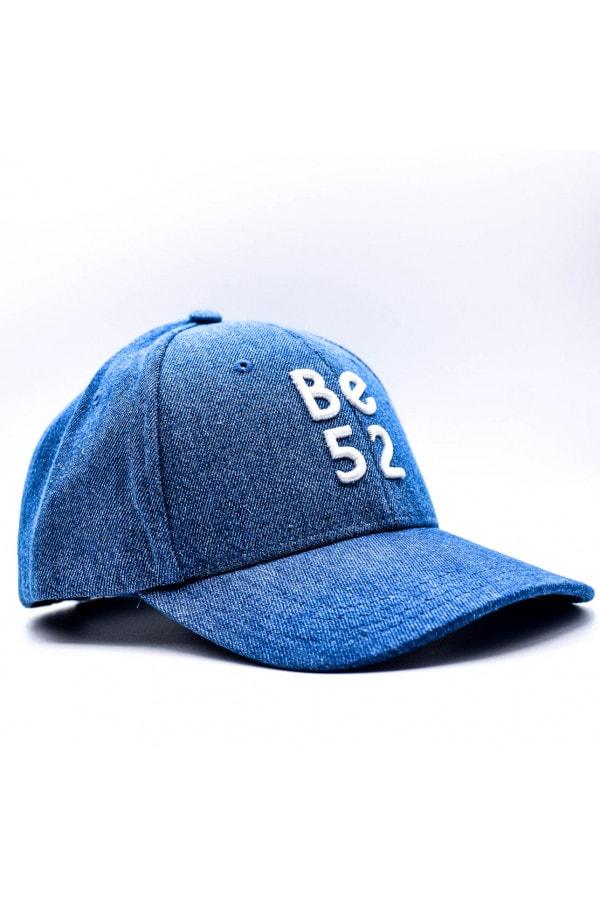 JEANS CAP BLUE kšiltovka