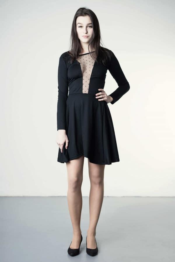 Chloé - merino dress