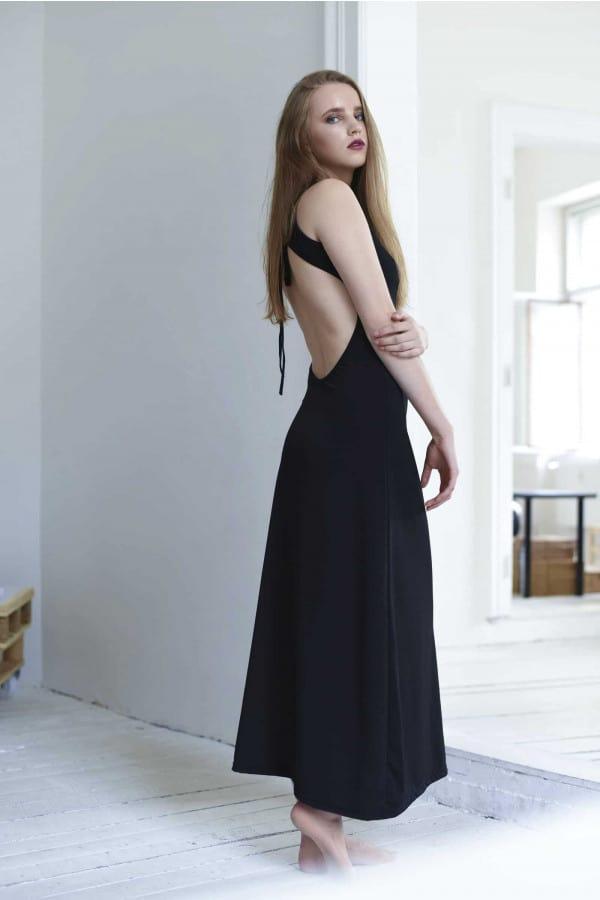 SIGMA - merino dress