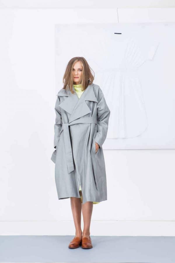 Kabát s klopama