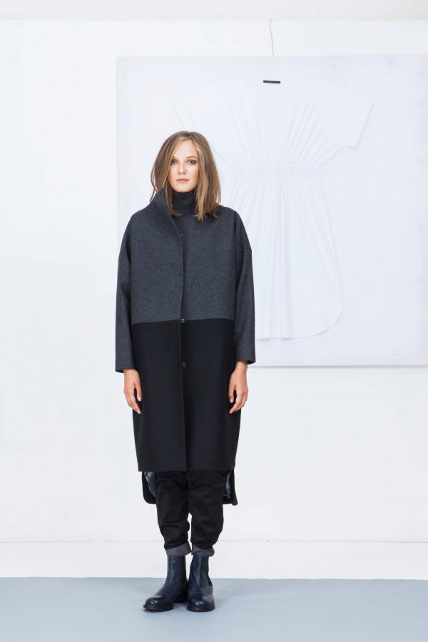 Zimní kabát 01