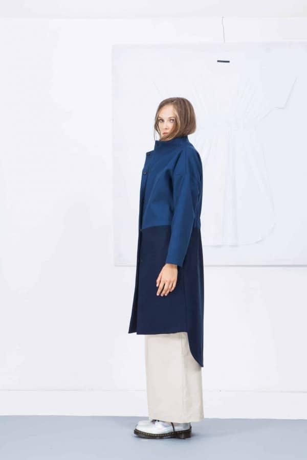 Zimní kabát 02