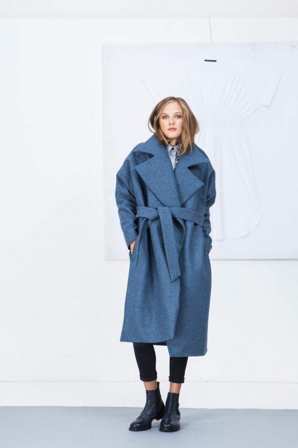Zimní kabát 03