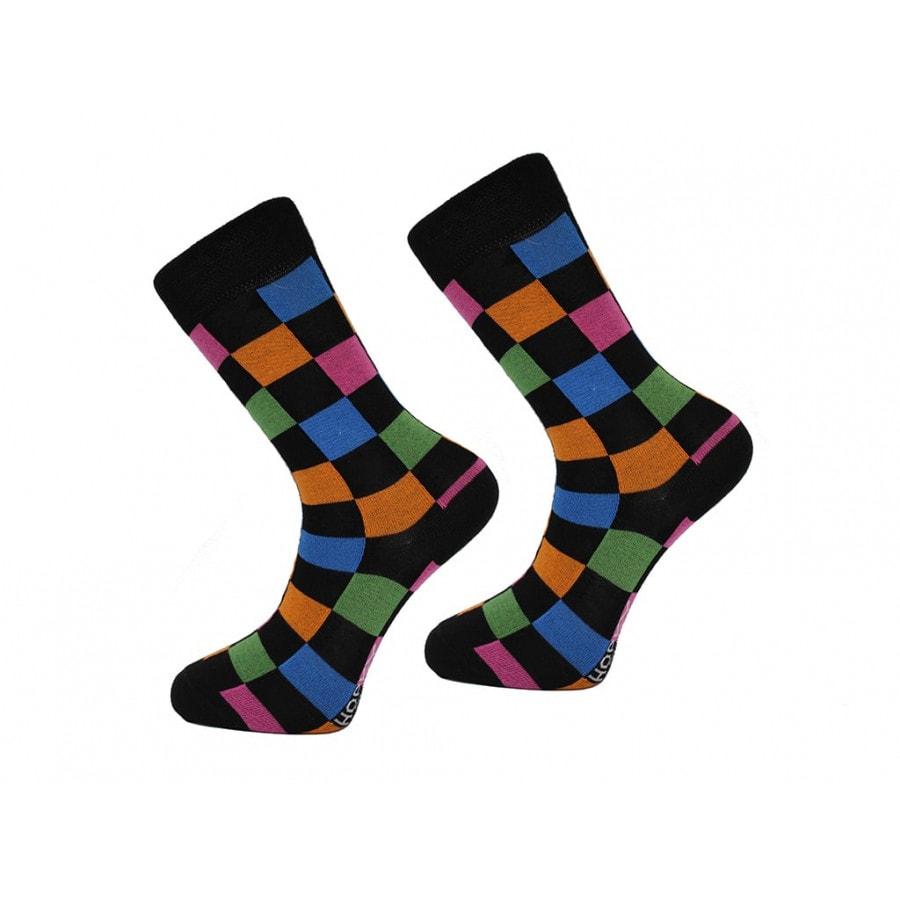 Ponožky Kostky
