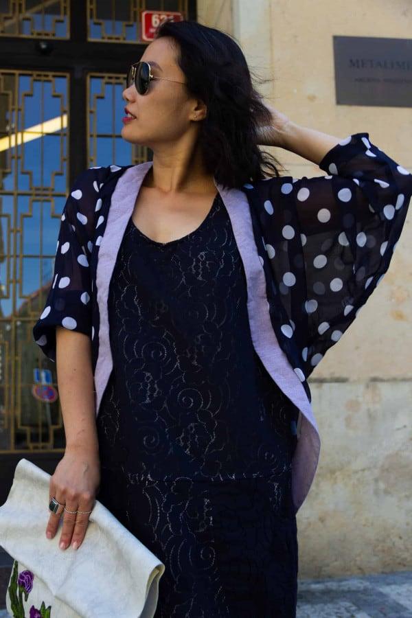 Letní kimono