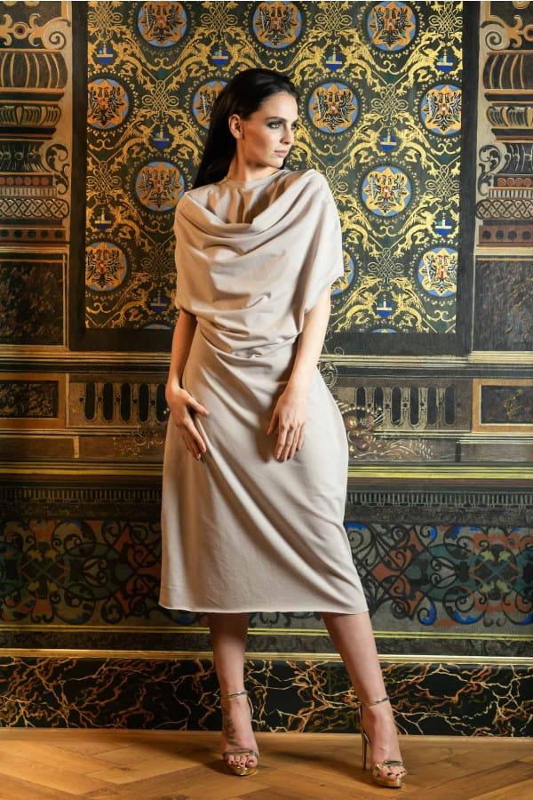 šaty PURE