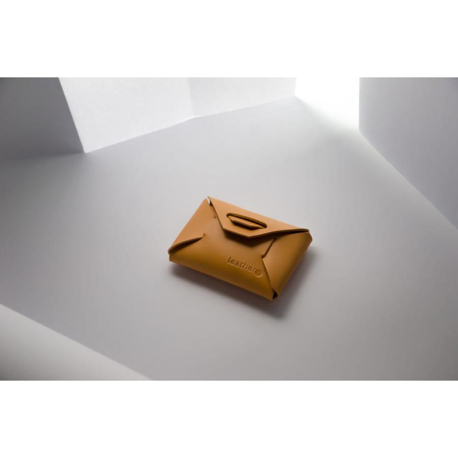 Minipeněženka ID Origami Natural