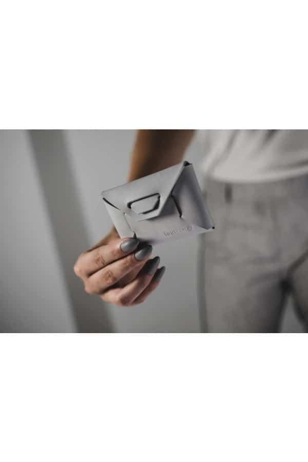 Minipeněženka ID Origami Stone