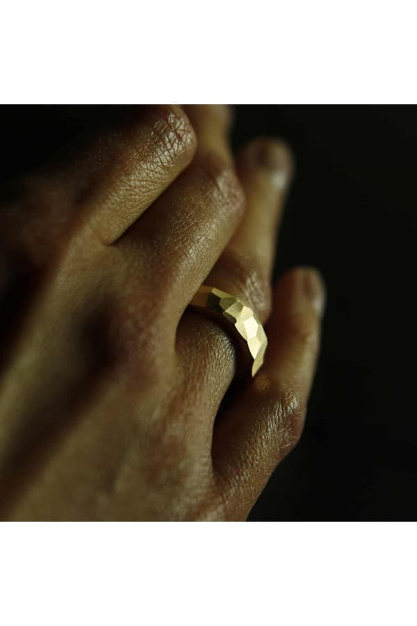 Prsten mosaz