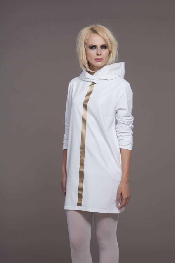 FNDLK úpletové šaty 143w RRL