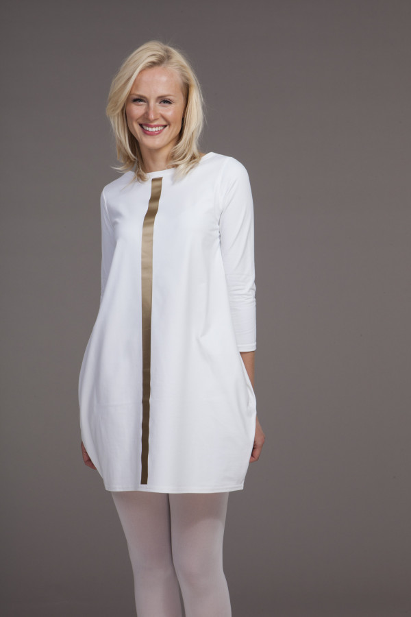 FNDLK úpletové šaty 150w BVqL
