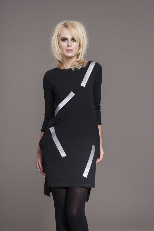 FNDLK úpletové šaty 168 RVqLp