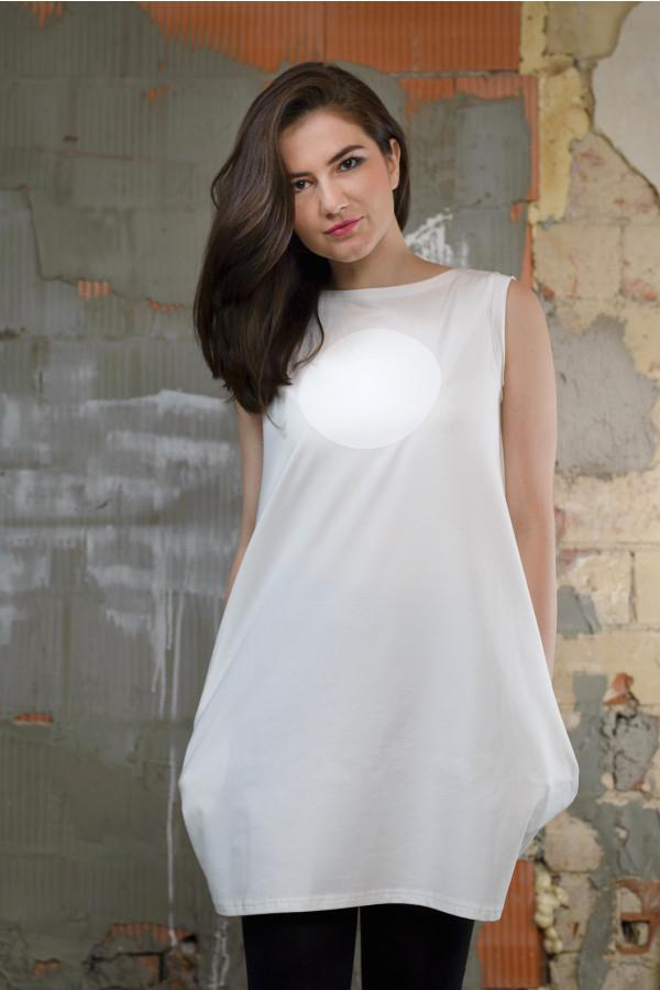 FNDLK úpletové šaty 187 BL