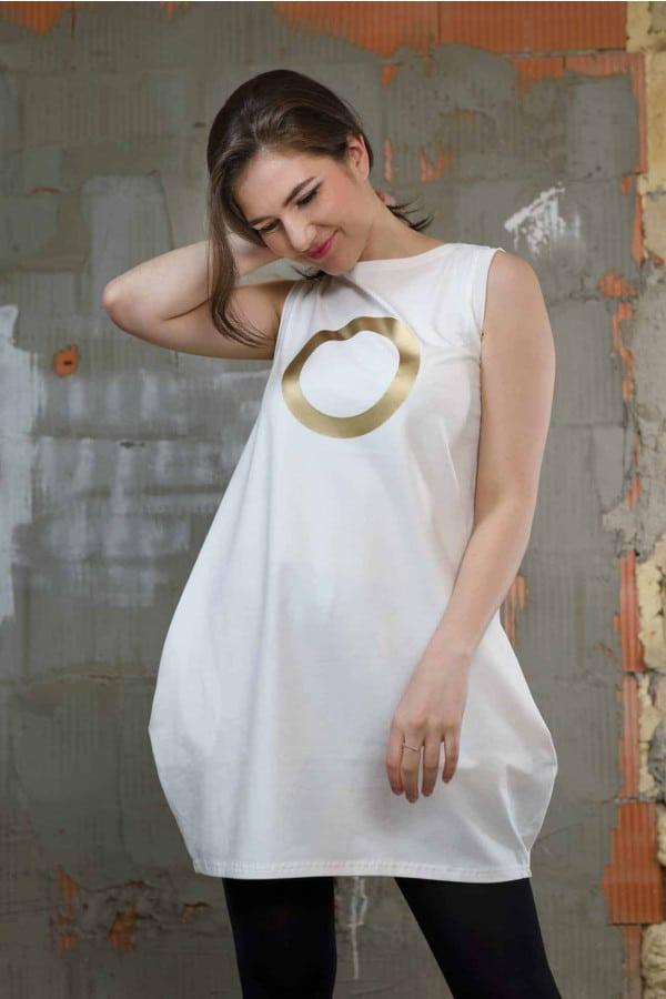 FNDLK úpletové šaty 188 BL