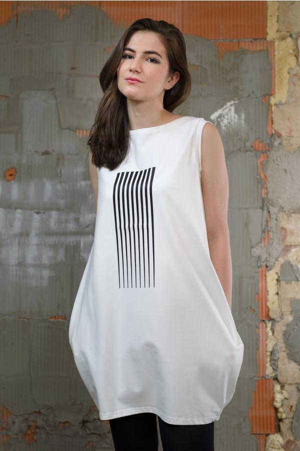 FNDLK úpletové šaty 191 BL