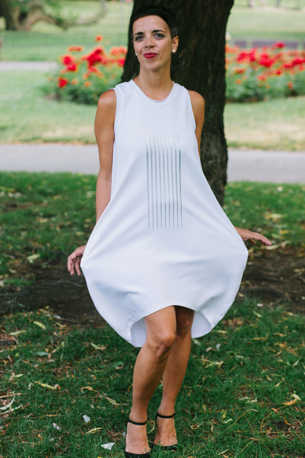 FNDLK úpletové šaty 198 BLo