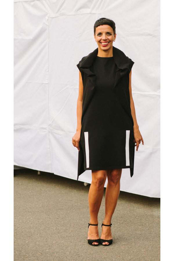 FNDLK úpletové šaty 201 RsL