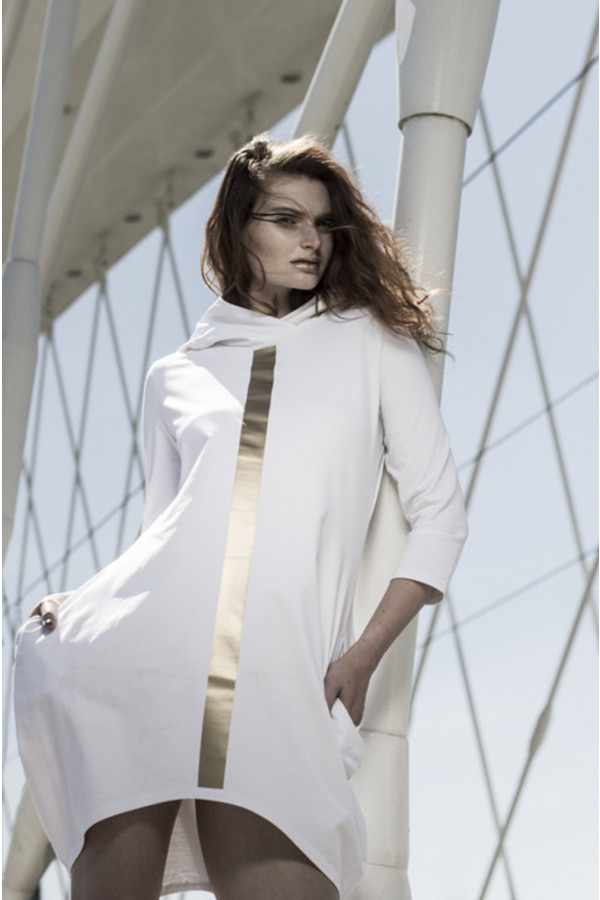 FNDLK úpletové šaty 227w SVqLH