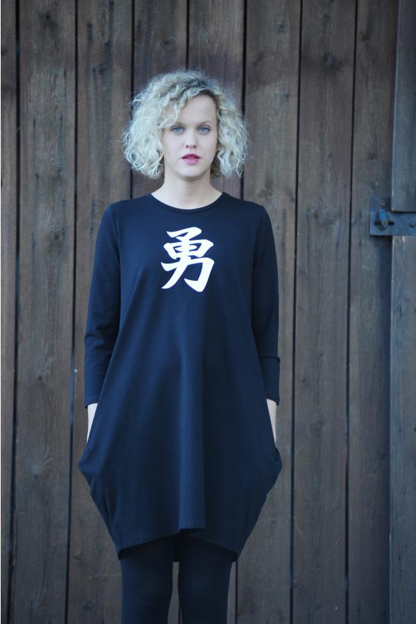 FNDLK úpletové šaty 285 BVqK