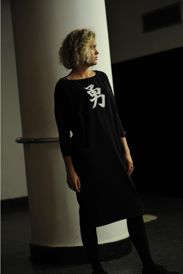 FNDLK úpletové šaty 292 TqL