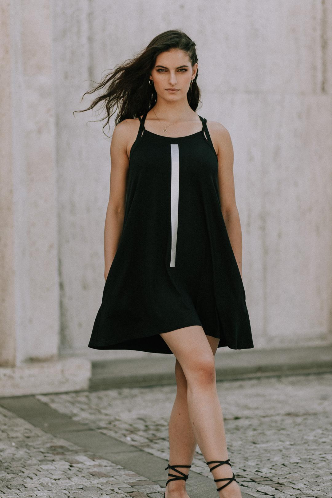 FNDLK úpletové šaty 405 AR