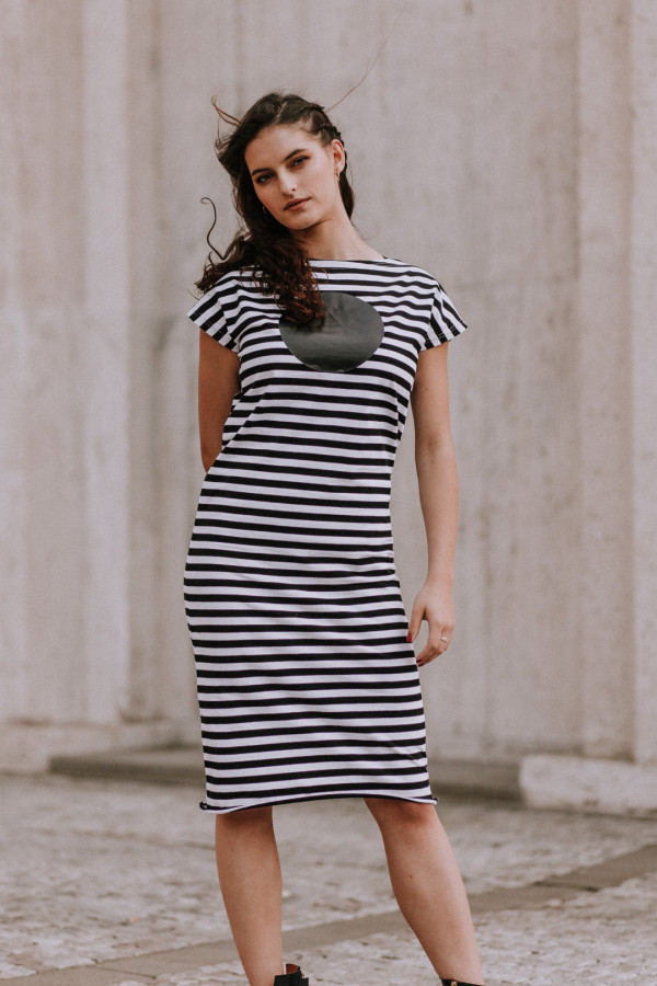 FNDLK úpletové šaty 412 RsLu
