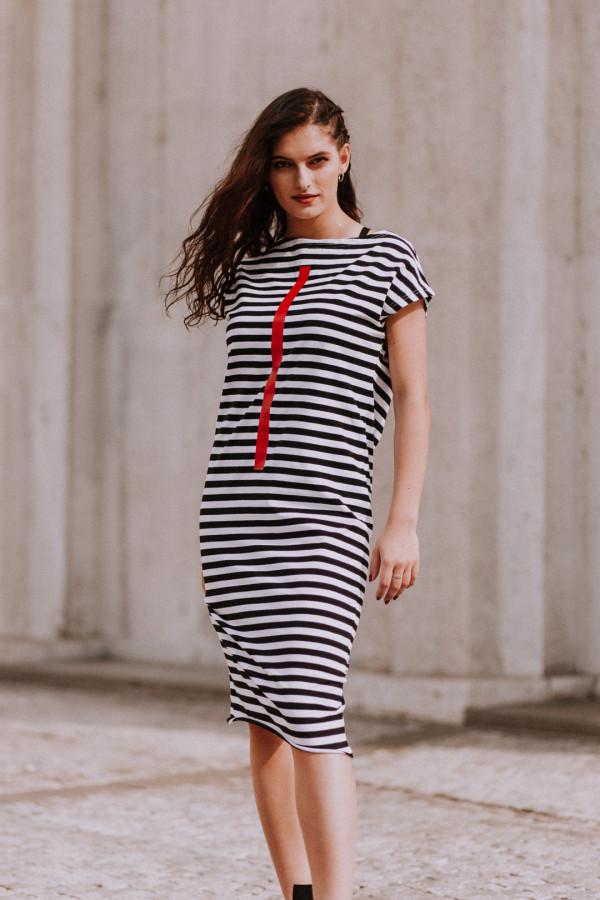 FNDLK úpletové šaty 413 RsLu