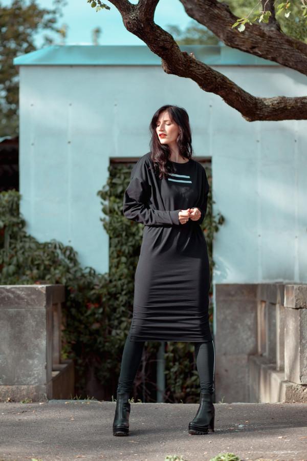 FNDLK úpletové šaty 432 NuVdL