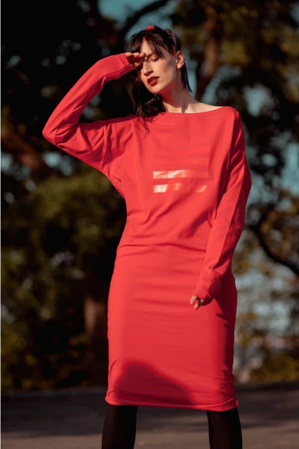 FNDLK úpletové šaty 434 NuVdL