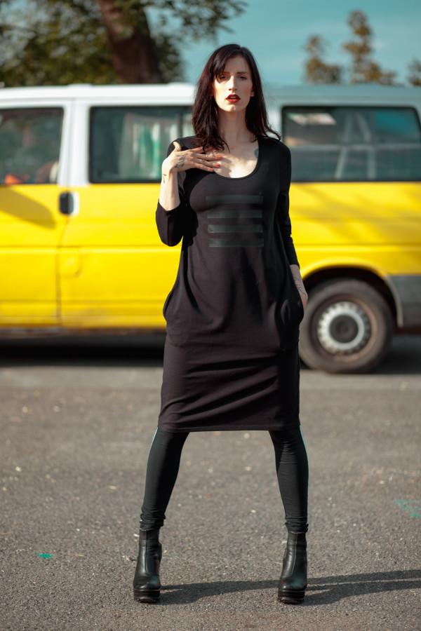 FNDLK úpletové šaty 462 RVKh