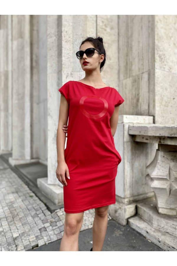 FNDLK úpletové šaty 478 RKkL