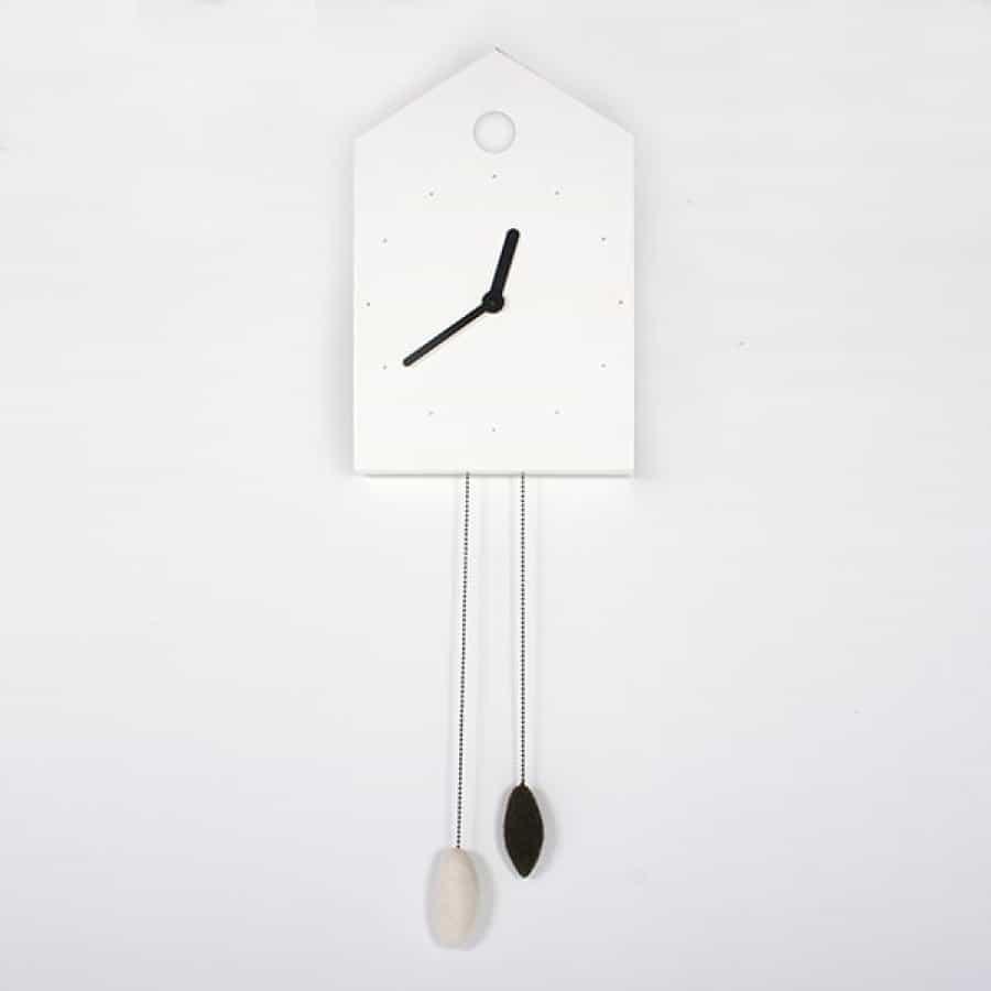 papírové hodiny TIKKA