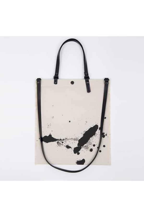 Painted plain bag II