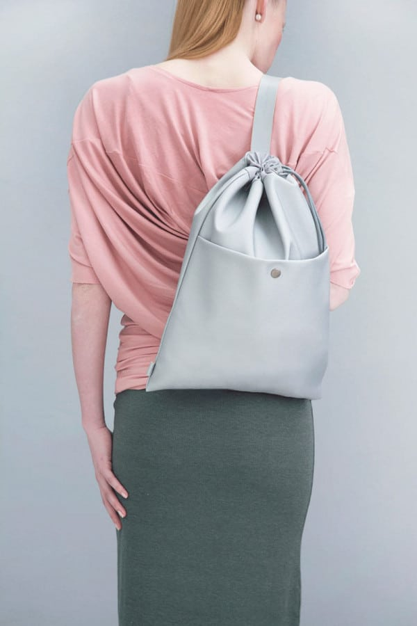 Backpack/Silver