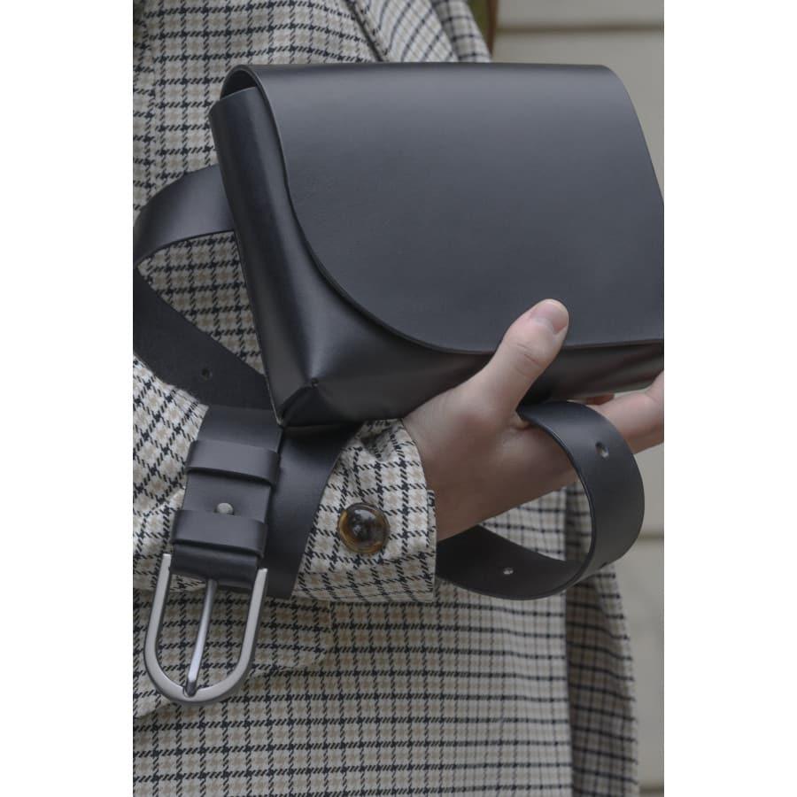 MINI POCKET BAG/NOIR