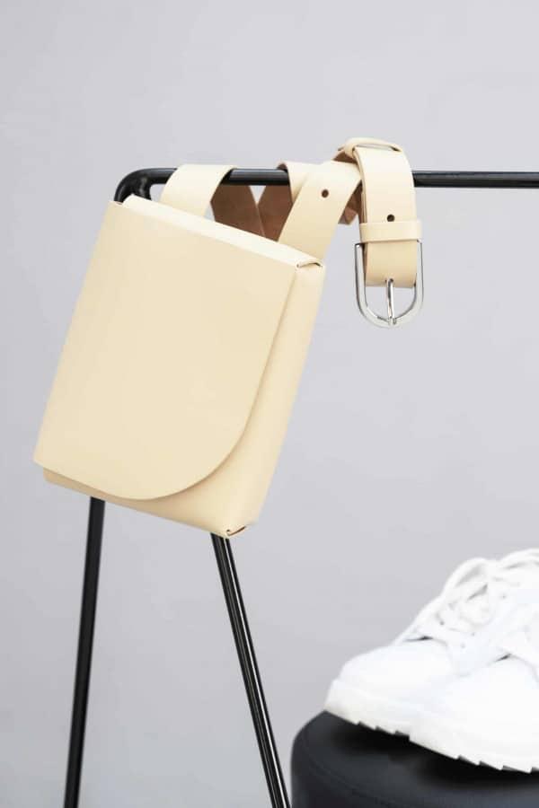 Mini pocket bag/Ivory