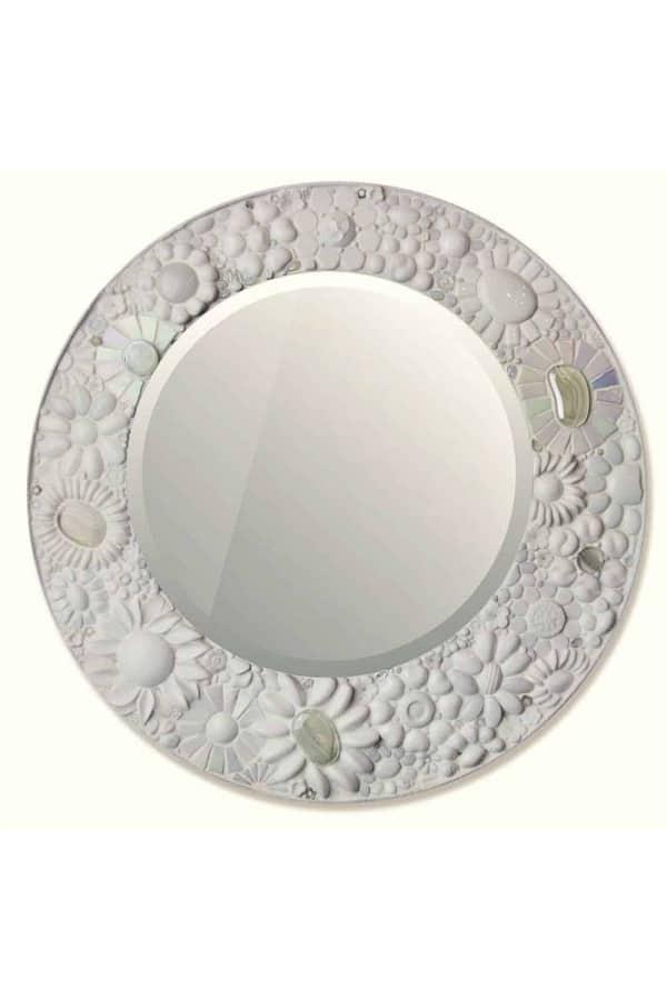 zrcadlo polární květy