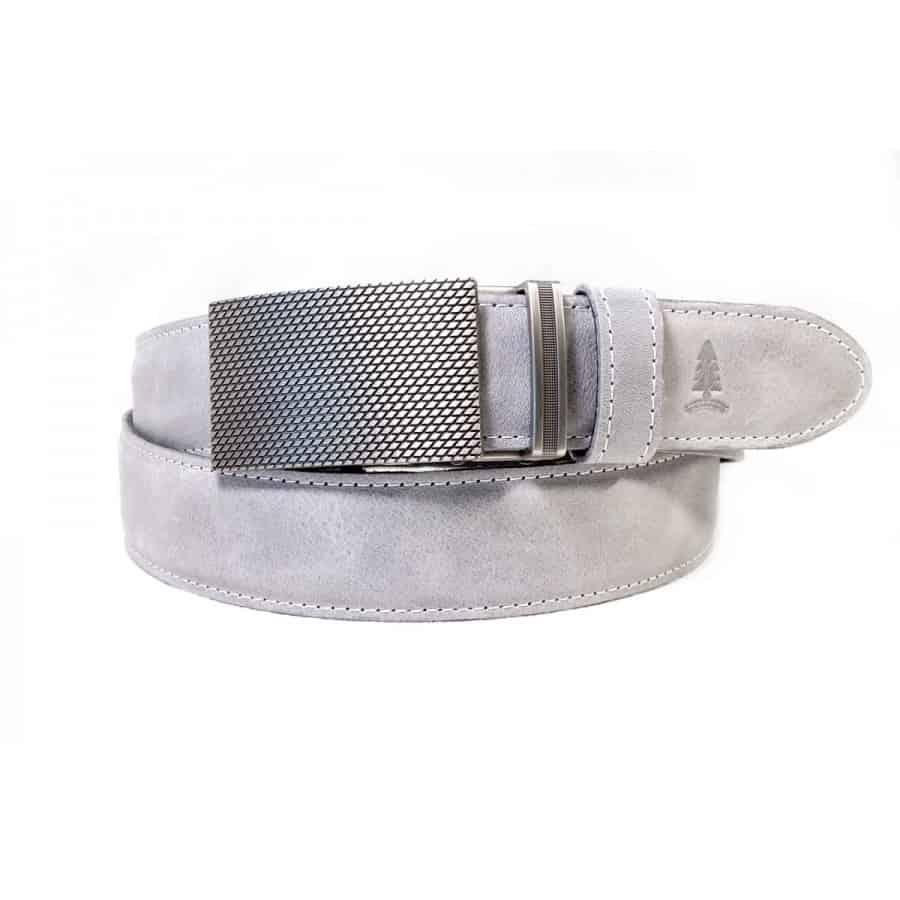 Opasek Challenger se sponou silver stripes