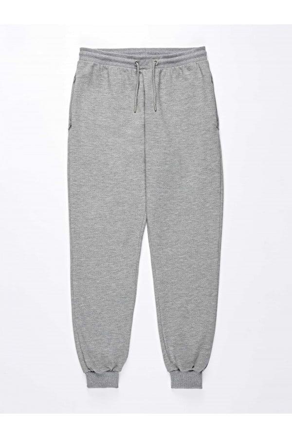 FLEECE PANTS grey