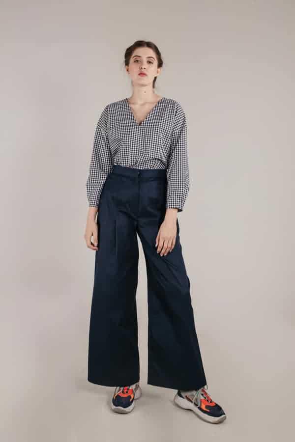 kalhoty klára