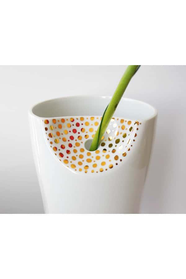 "Vase ""Stem"" (gold)"