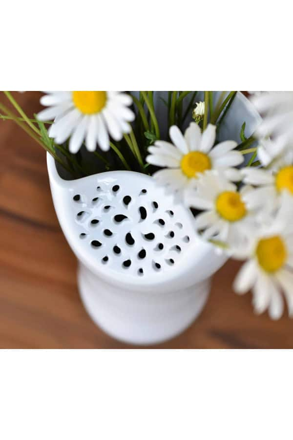 "Váza ""White Flower"""
