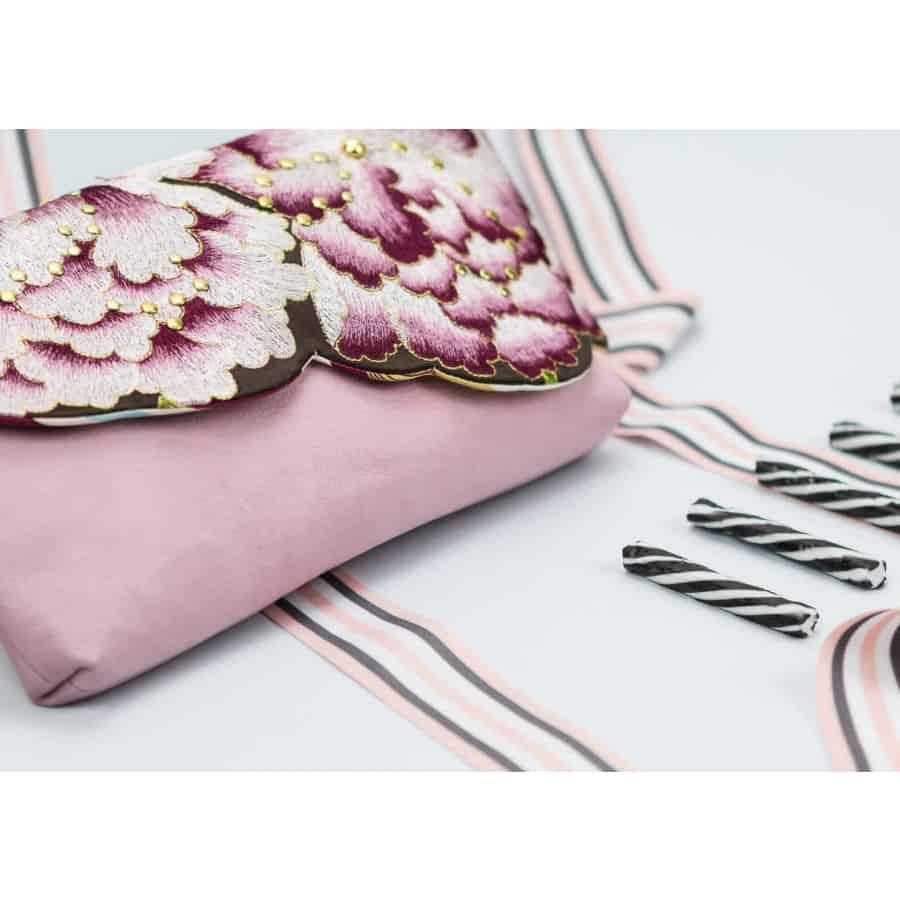 Psaníčko Kimono - Fuchsia