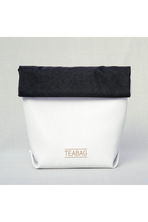TEABAG mini bílý