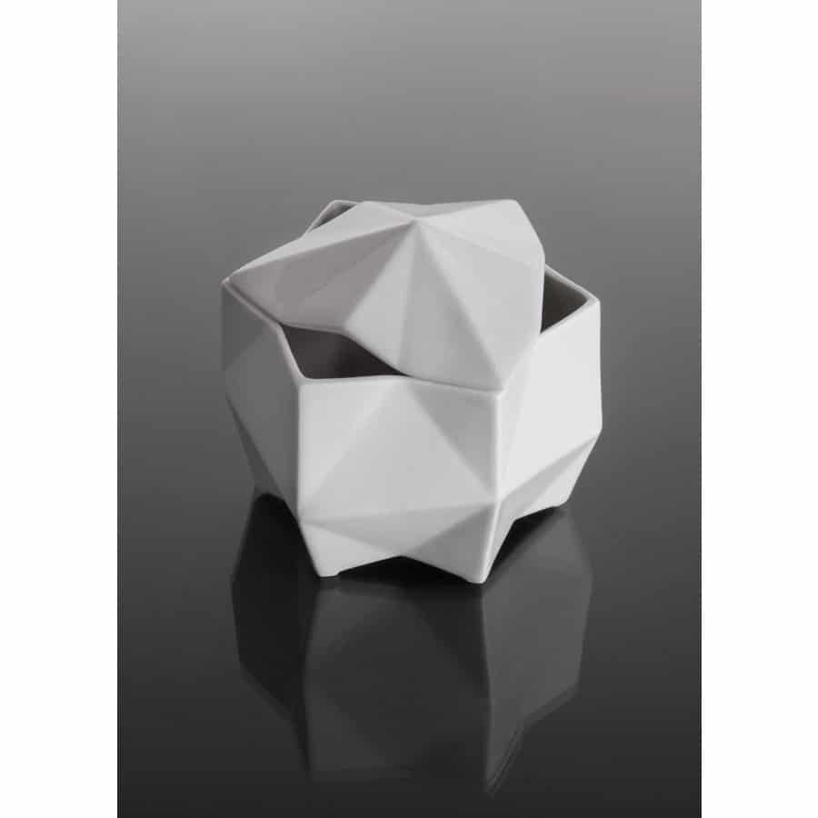 geometrická cukřenka