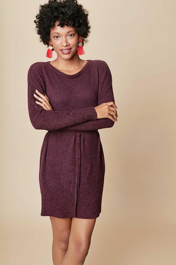 Dress It Like It´S Hot - Burgundy