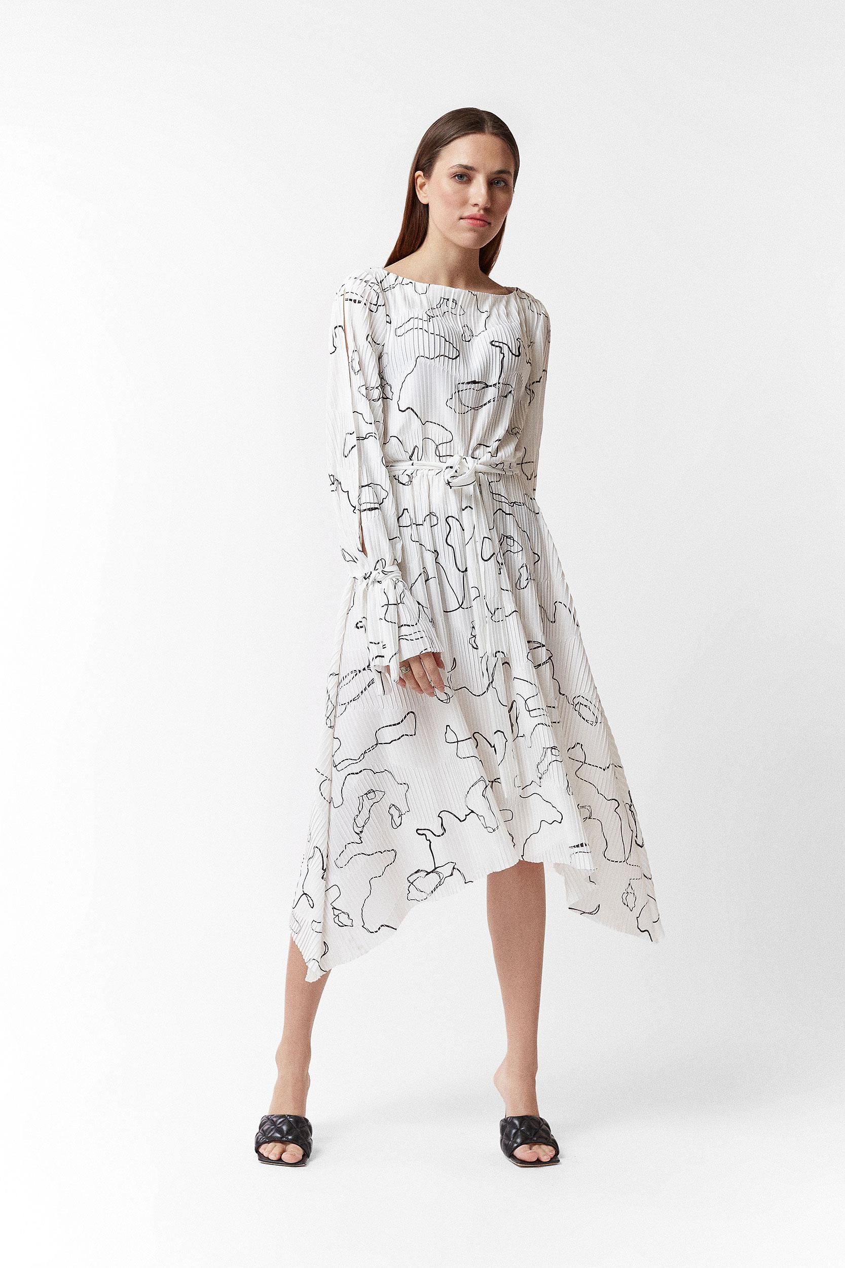 COSTA WHITE DRESS