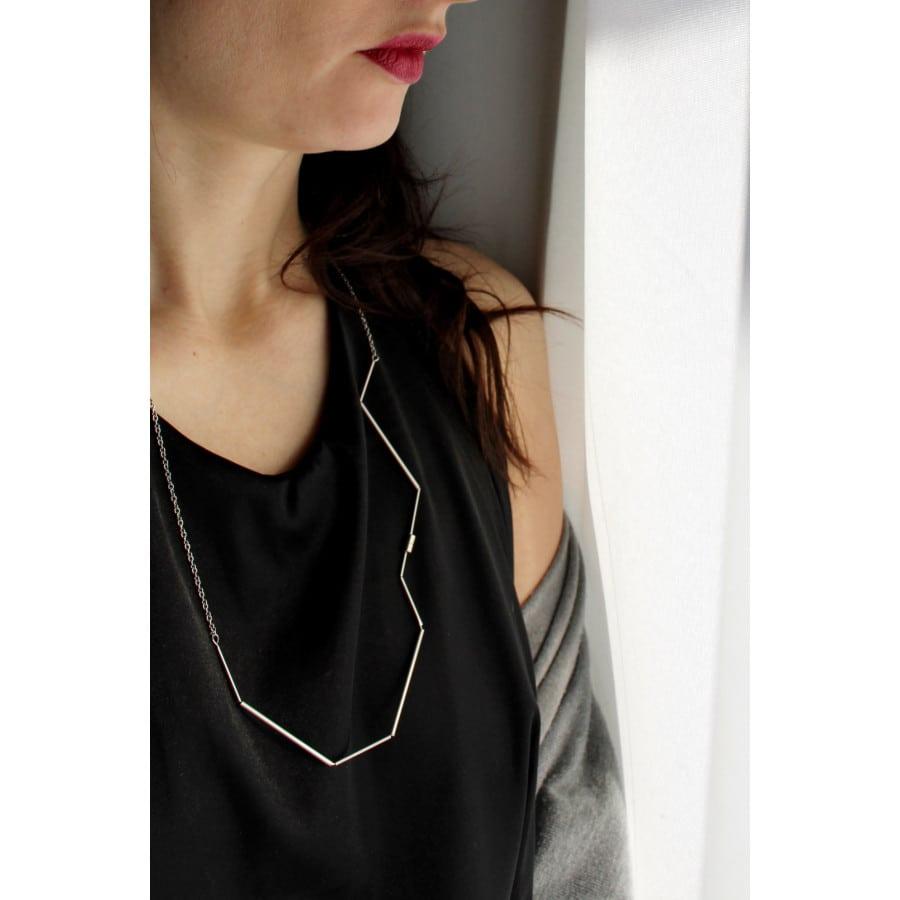 LINIE X náhrdelník